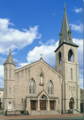 St. Mary's in Alexandria founded 1795
