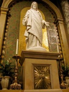 Sacred Heart of Jesus & Tabernacle