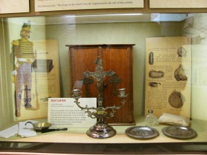 19th Century items used by priests
