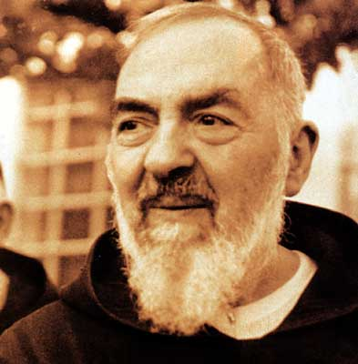 saint padre pio St padre pio was one of the holiest saints of the 20th century  padre pio's  extraordinary relations with maria valtorta of viareggio, who had died a few   speaking to padre pio about me (i did not know he had left for san giovanni  rotondo.