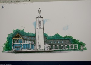 New Visitor Center for National Shrine for Grotto of Our Lady of Lourdes