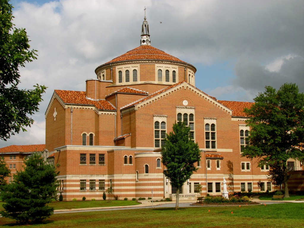 Basilica of the National Shrine of Elizabeth Ann Seton