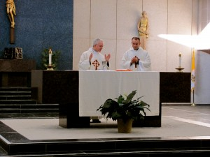 Mass with Father Jay Finelli & Father Roderick VonHogen