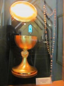 Chalice of Blessed John Paul II