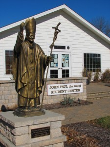 Pope John Paul The Great Student Center