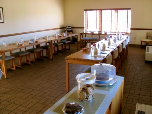 Dining Hall at Retreat Center