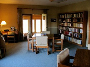 Library at Retreat Center