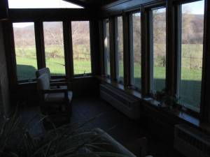 Sun Room for Reading and Prayer