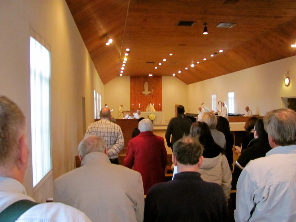 Chapel at Holy Cross Abbey