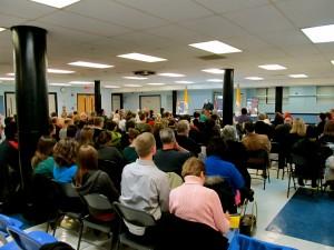 Fr. Robert Spitzer presentation at St. Anthony's in Falls Church, VA
