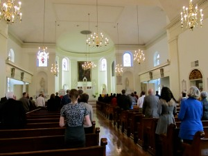 Mass at Saint Peters for Catholic Advocacy Day