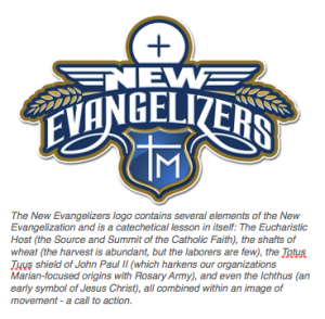 New Evangelizers