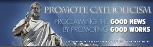 Promote Catholicism