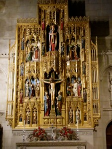 Mary's Altar
