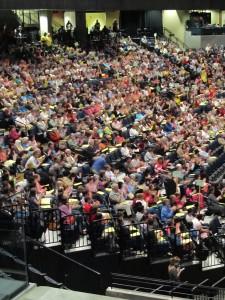 IMPACT Assembly at John Paul Jones Arena at UVA