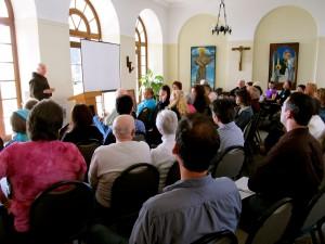 Gathering of Secular Franciscan Order from St. Margaret of Cortona Region