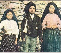 Lucia, Francisco, and Jacinta