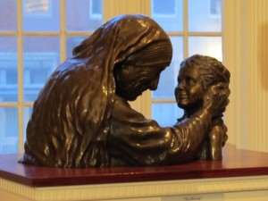 St. Teresa of Calcutta in Baltimore Basilica