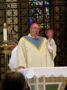 Bishop Francis Dilorenzo