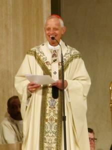 Cardinal Donald Wuerl, Archbishop of Washington