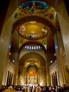 "Fortnight for Freedom Mass at ""America's Catholic Church"""