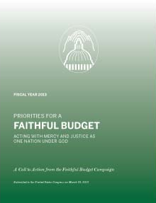 Faithful Budget