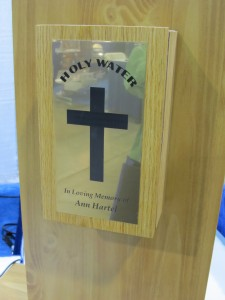 Sanitary Auto Holy Water Dispenser