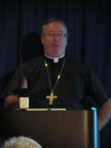 Bishop Christopher Coyne