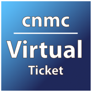 CNMC Virtual Ticket
