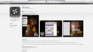 iDoms Portal App