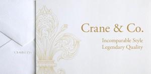 Crane & Co. Stationary
