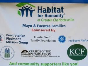 Habitat Sponsors