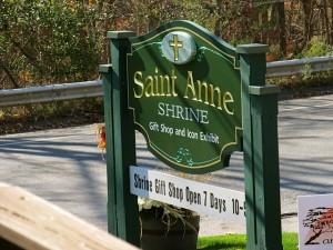 St. Anne Shrine