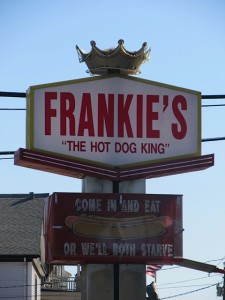 Frankie's - The Hot Dog King