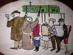 Franciscan Subway
