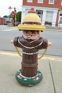Friar Hydrant