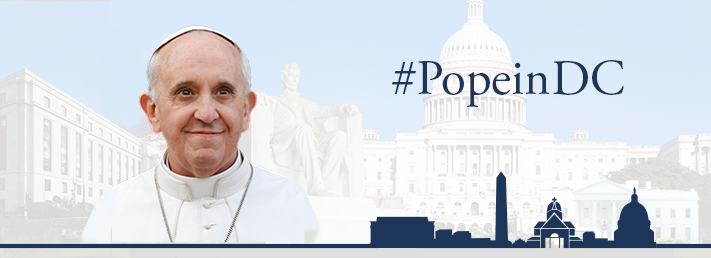 Pope in DC