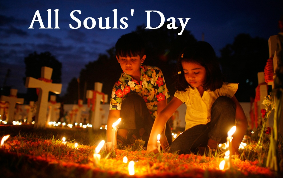 All Souls Day in Haiti