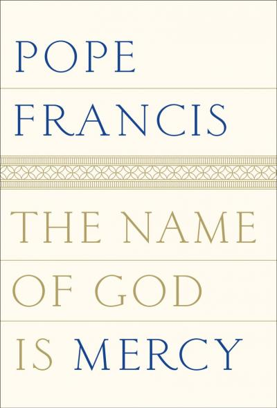 New book from Pope Francis released this week in multiple languages.