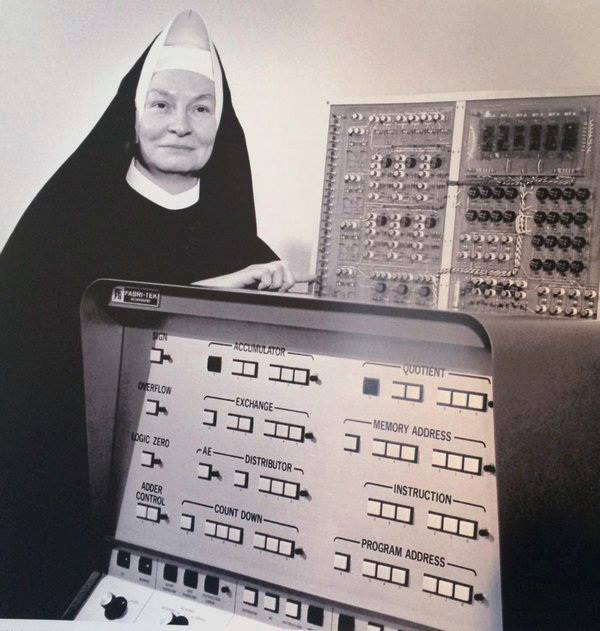 History Note for International Women's Day! Did you know that the first person to ever earn a PhD in computer science was a nun? Her name was Sister Mary Kenneth Keller and she was passionate about providing access and information to everyone, not just computer scientists.