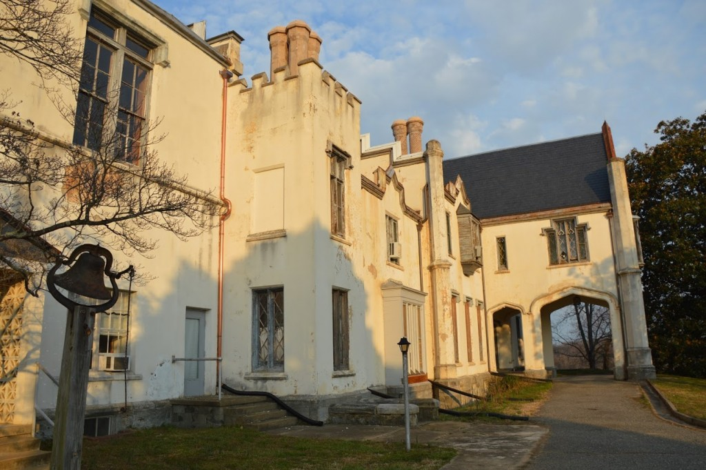 Belmead Mansion - home of new museum