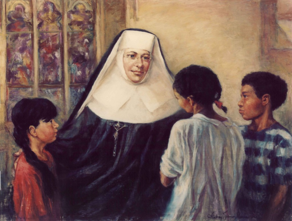 St. Katharine Drexel (1858-1955) Feast Day March 3rd